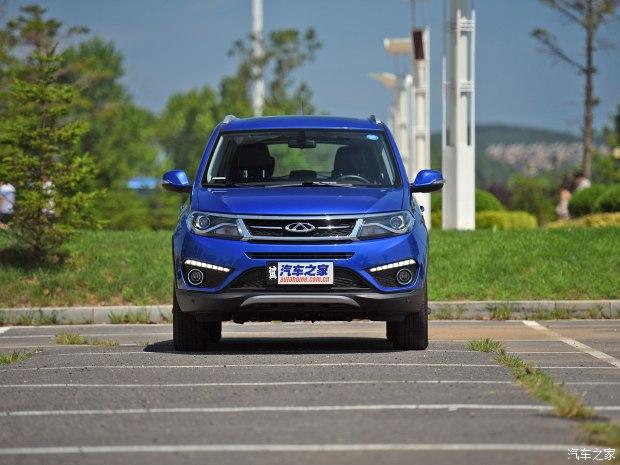 奇瑞汽车 瑞虎5 2017款 1.5T CVT尊贵版